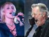 Miley Cyrus  Metallica'nın  Covers Album'ü için çalışıyor