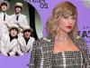 Taylor Swift The Beatles'ın rekorunu kırdı.