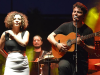 Suat Suna ve Fatma Turgut müzikseverleri 90'lı yıllara götürdü.