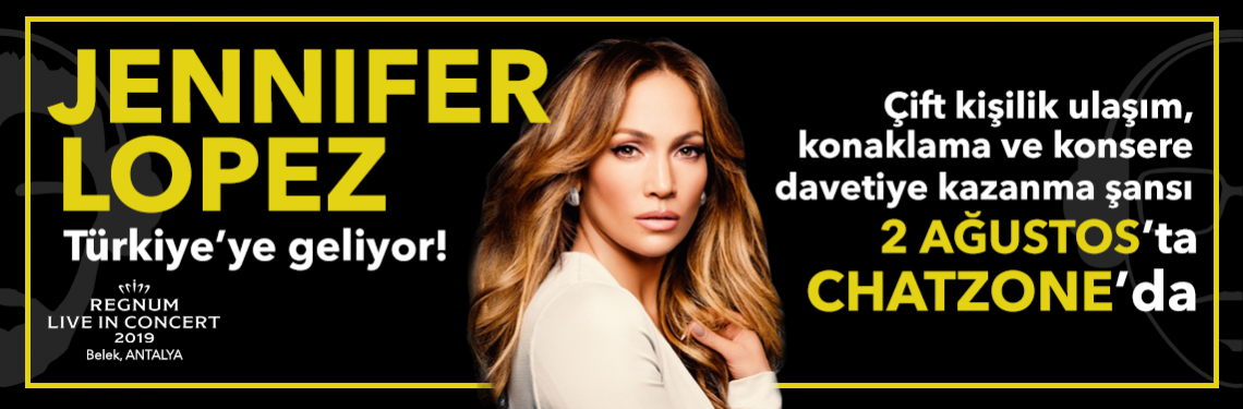 22 temmuz Jennifer Lopez