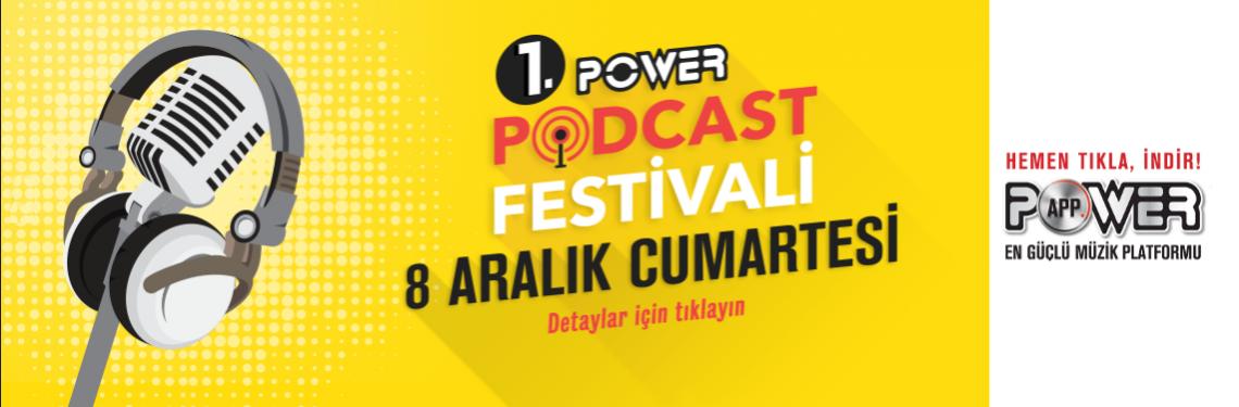 1. Podcast Festivali