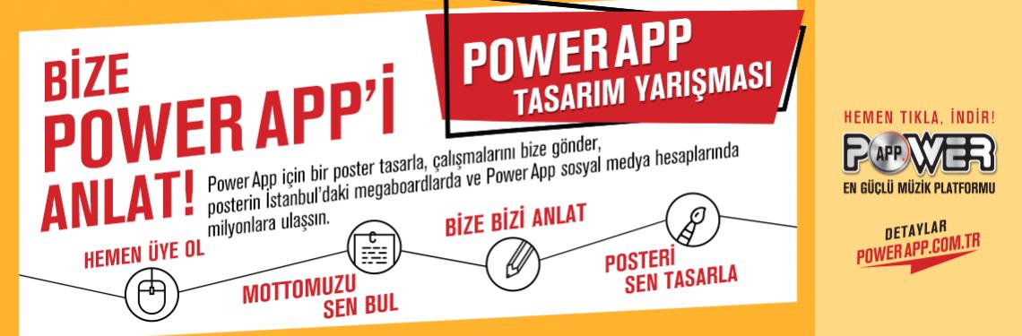 PowerApp Tasarım Yarışması