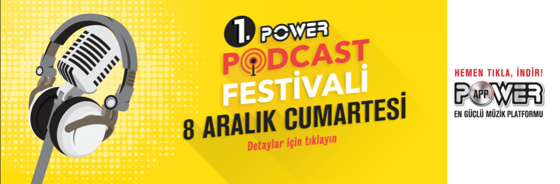 Power Podcast Festivali