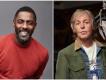 Paul McCartney ,Idris Elba bir arada