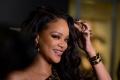 Rihanna yeni albüm çalışmalarında.