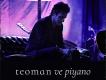 Teoman, ''teoman ve piyano'' adlı projesini yayınladı.