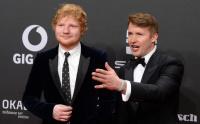 Ed Sheeran ve Michael Buble'dan çalışanlara teşekkür konseri.