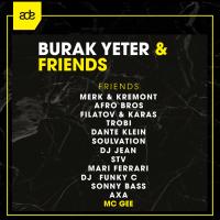 Burak Yeter & Friends /Amsterdam Dance Event