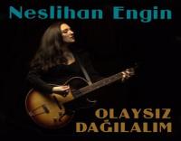 Neslihan Engin'in yeni projesi: 'Olaysız Dağılalım'.