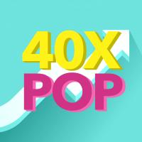 40 x Pop