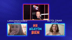 Lara Danacıoğlu & Betül Çınar (BAU Radyo)