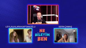 Leyla & Alara Kaptanoğlu & Sera Çamaş
