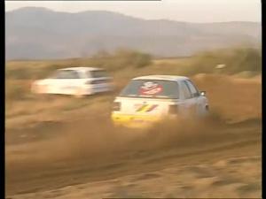 1997 Ege Rallisi 2. Yarış
