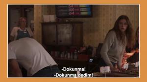 In the Dark dizisinin başrol oyuncusu Perry Mattfeld ile Özel Röportaj