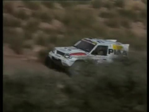 1998 Paris Dakar