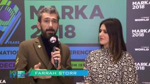 FARRAH STORR