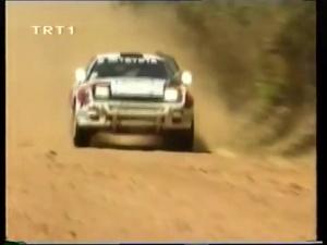 1992 Safari Rallisi