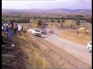 1996 Türkiye Rallikros Şampiyonası Finali Ankara