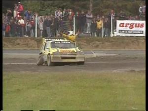 1991 Avrupa Rallikros Şampiyonası 3. Yarışı