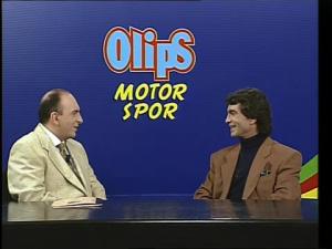 1994 Olips Motorspor Cem Hakko Röportaj - 2