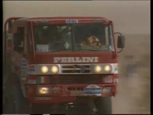 1991 Paris Dakar Rallisi