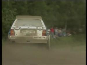 1992 1000 Göller Rallisi
