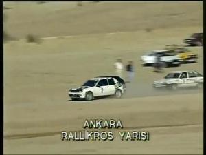 1993 Türkiye Rallikros Şampiyonası Özetleri 3