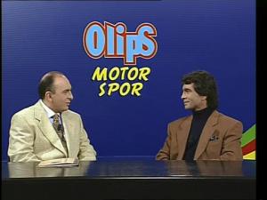 1994 Olips Motorspor Cem Hakko Röportaj - 1