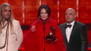 Best Country Album - Kacey Musgraves -Golden Hour