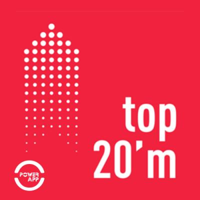 Top 20'm