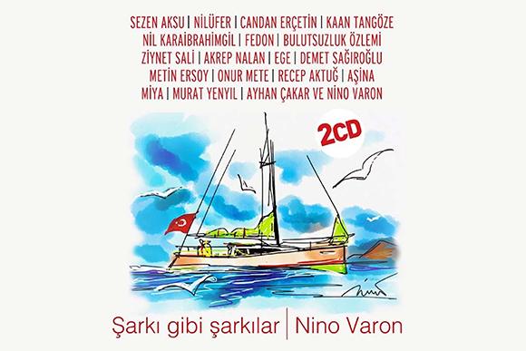 Muhteşem Şarkıların Yaratıcısı 'Nino Varon' Şarkıları Usta Yorumculara Emanet