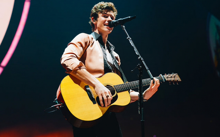 Shawn Mendes laranjit sebebi ile konserini iptal etti.