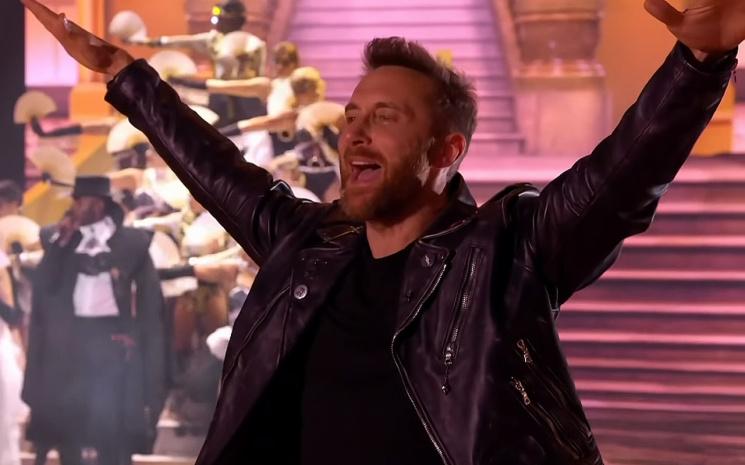 David Guetta  önümüzdeki 10 sene için yetecek sayıda yeni şarkı yaptığını açıkladı