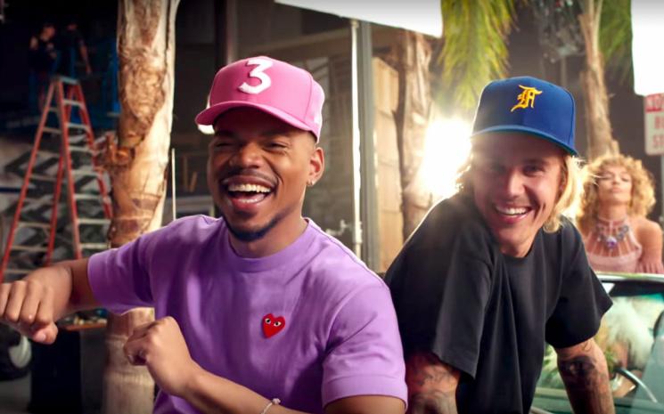 Justin Bieber & Chance the Rapper işbirliği