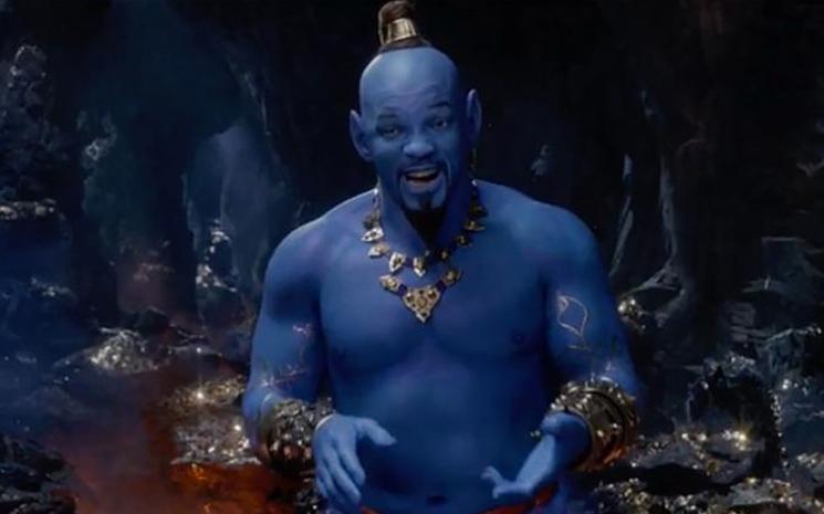 Aladdin'in live-action uyarlamasından uzun bir fragman paylaşıldı.