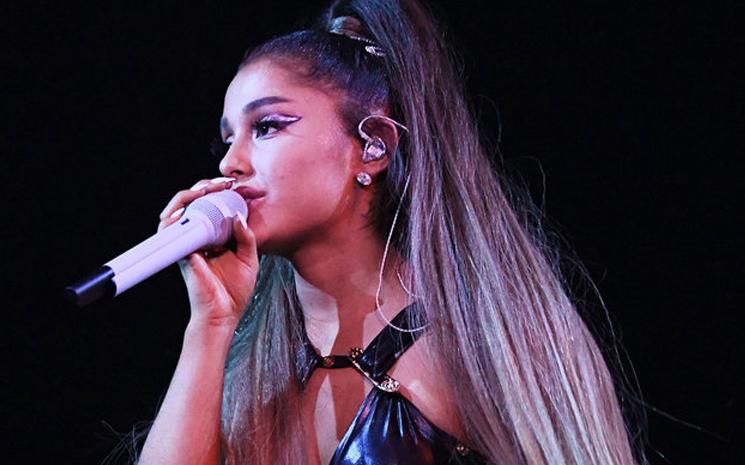 Ariana Grande birkaç sahne performansını art arda iptal etmek zorunda kaldı.