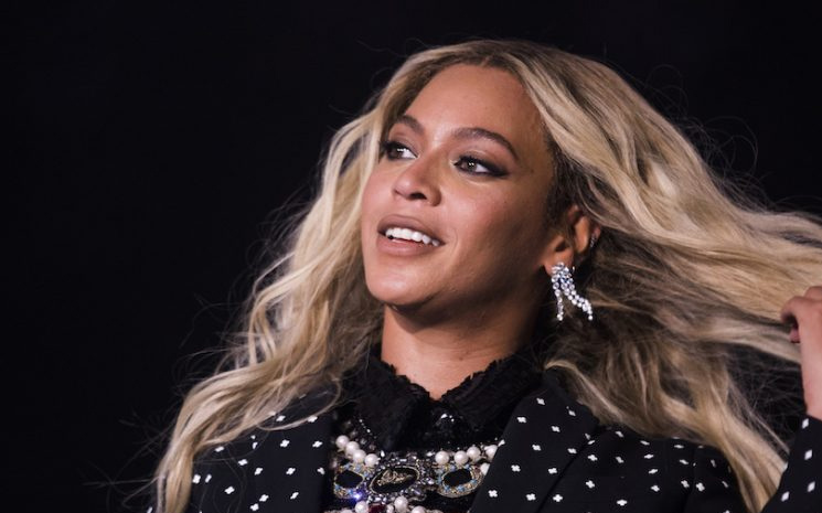 Beyonce'nin portresi müzede sergilenecek.
