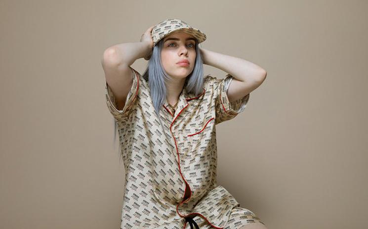 Billie Eilish yeni albümün çıkarmaya hazırlanıyor.