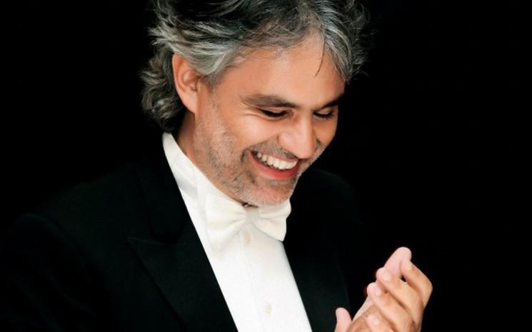 Andrea Bocelli 'Believe' adlı albümünü yayınlamaya hazırlanıyor.