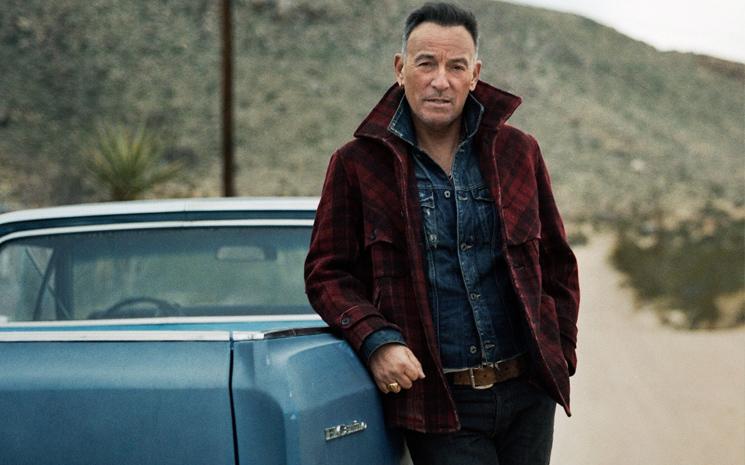 Bruce Springsteen, bir yeni şarkısını daha paylaştı.