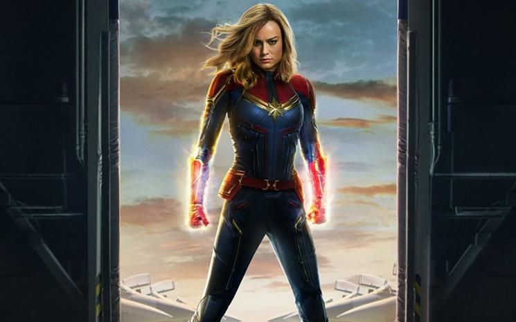 Captain Marvel ön yargıları yıktı
