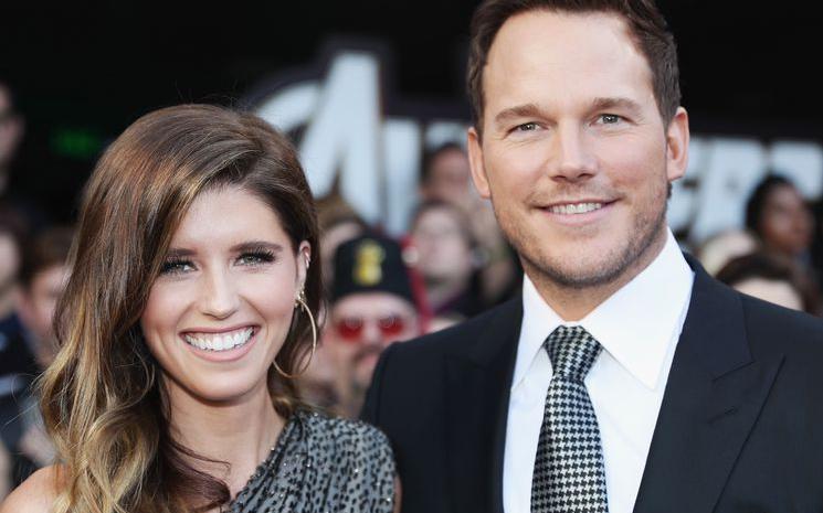 Chris Pratt, Katherine Schwarzenegger ile evlendi.