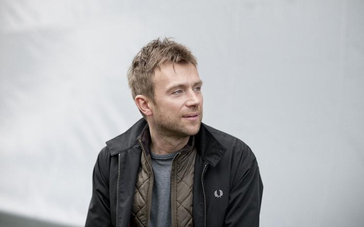 Damon Albarn yaz ayında yeni projesi ile Londra'da
