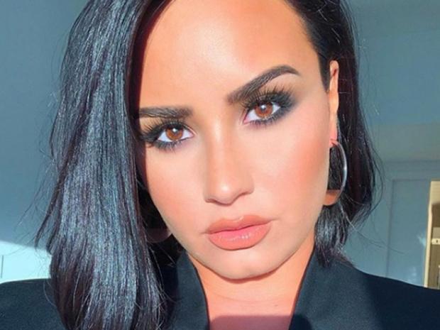 Demi Lovato hiç olmadığı kadar mutlu