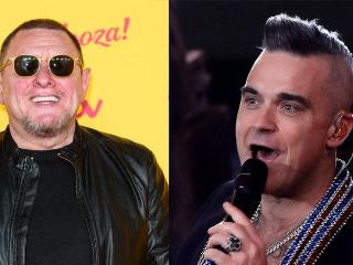 Robbie Williams ve Shaun Ryder beraber şarkı yazdılar