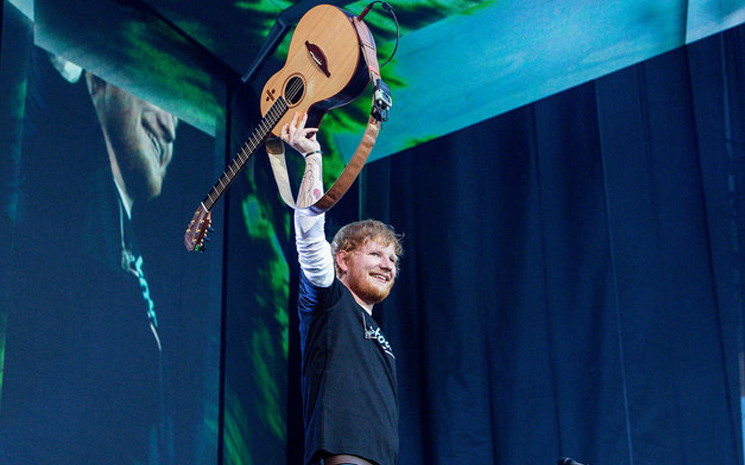 Ed Sheeran'ın yeni video klibi yayınlandı.