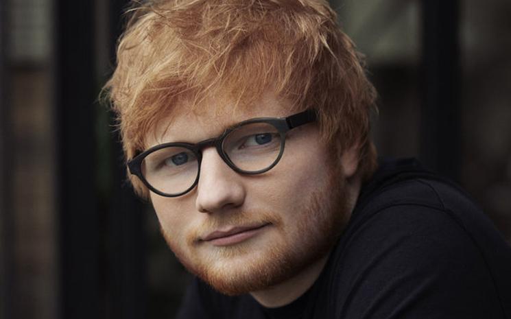 Ed Sheeran Prens'in kapısını çaldı!