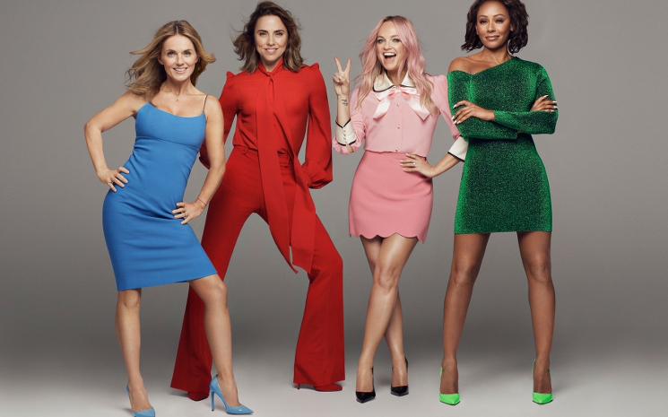 Mel B  yeniden  Spice Girls'un bir araya gelmesini istiyor.
