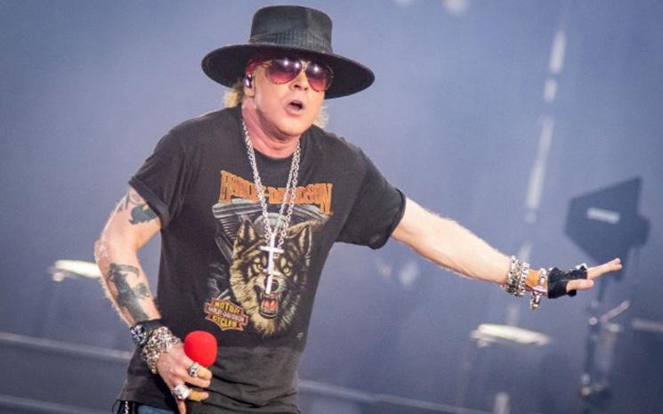 Guns N' Roses Kuzey Amerika turnesine çıkıyor.