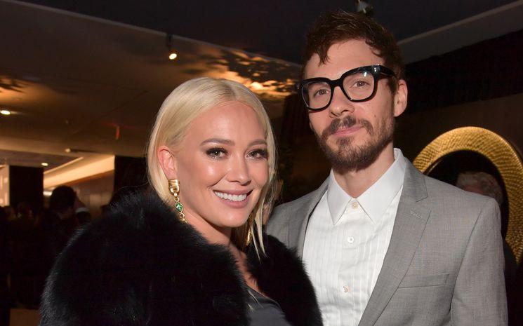 Hilary Duff ve Matthew Koma nişanlandılar.